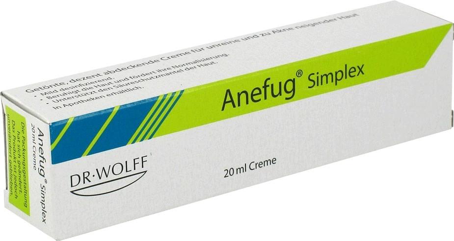 Aknefug Simplex Creme (20 ml)