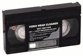 Nedis VHS CLP-020