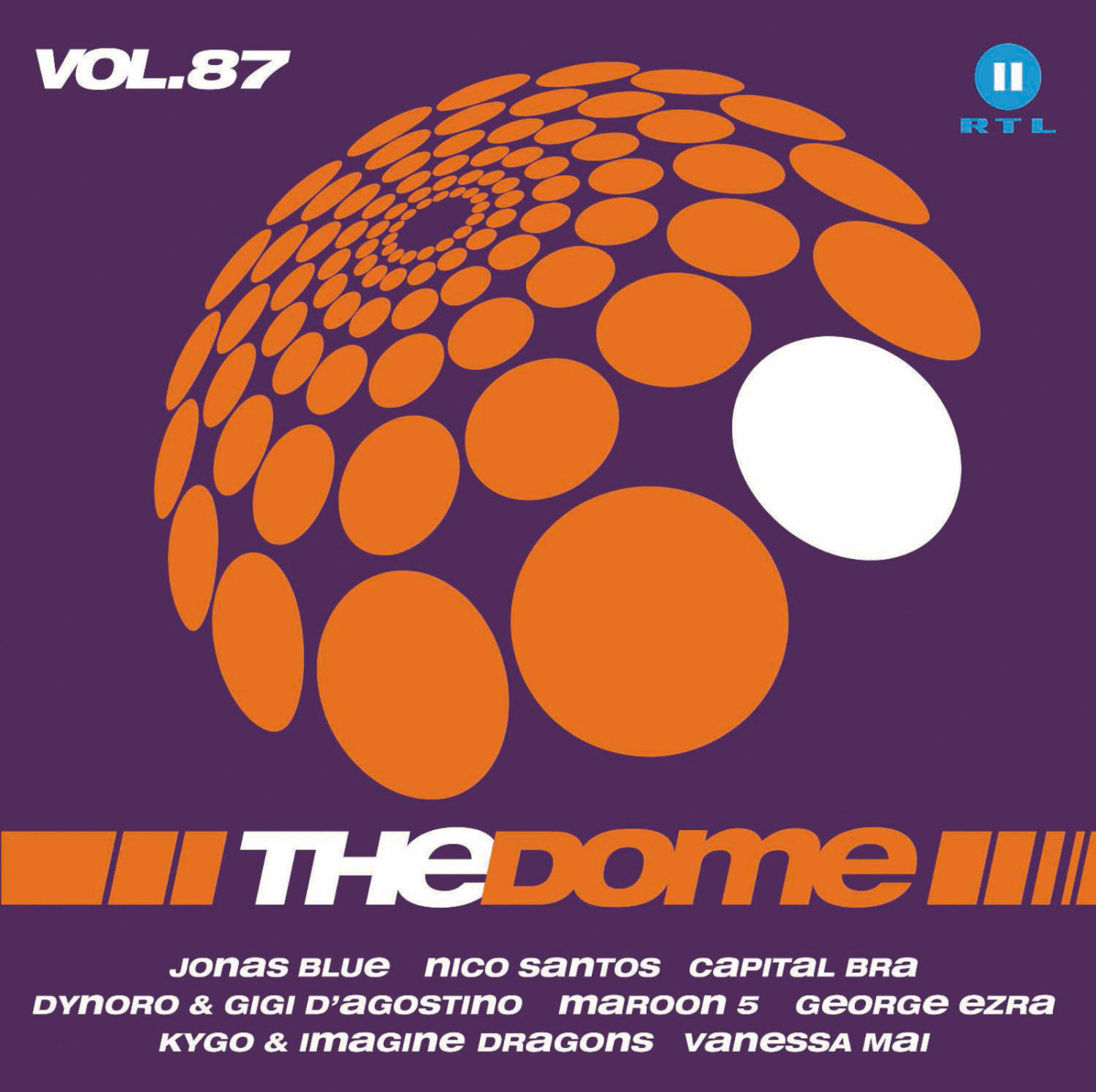 The Dome Vol. 87 (CD)