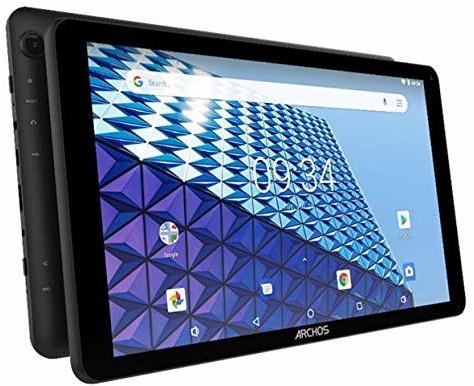"""Archos 101F Neon - Tablet de 10.1"""" (Memoria de 64 GB, Android) Color Negro #7465"""