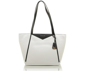 Michael Kors Tote Group optic whiteblack (30S8GN1T3L) ab