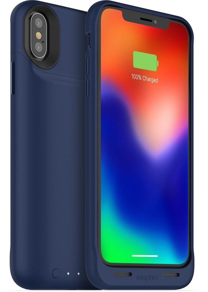 Image of Mophie Juice Pack Air (iPhone X) Blue