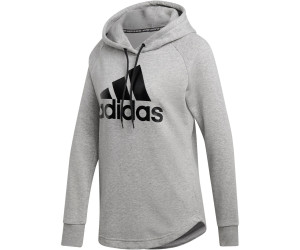 f37e433b2af13a Buy Adidas Must Have Badge of Sport Hoodie from £29.95 – Best Deals ...