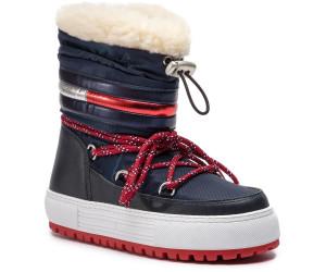 Tommy Hilfiger Signature Boots (EN0EN00418) midnight ab 81