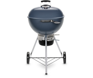 Weber Holzkohlegrill Master Touch Gbs 57 Cm Special Edition : Weber master touch gbs c ø cm slate blue ab