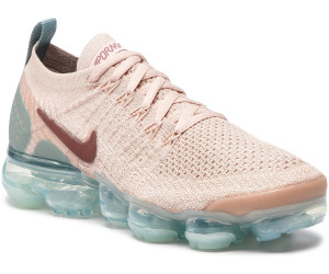 Nike Air VaporMax Flyknit 2 Women particle beigemica green