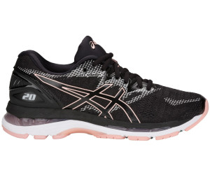 Asics Gel-Nimbus 20 Women black/frosted rose ab 69,07 ...
