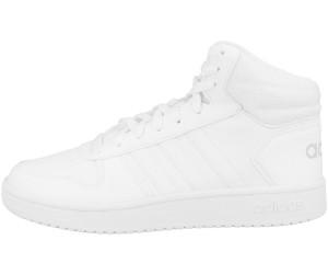 Adidas Hoops 2.0 Mid BB7207 Herrenschuhe, Schwarz, Größe: 42 EU