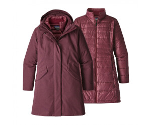 fff441e1229 Buy Patagonia Vosque 3-in-1 Parka Women (28567) from £147.82 – Best ...