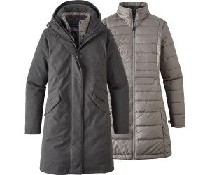 promo code 4da91 5deaa Patagonia Vosque 3-in-1 Parka Women (28567) forge grey ab ...