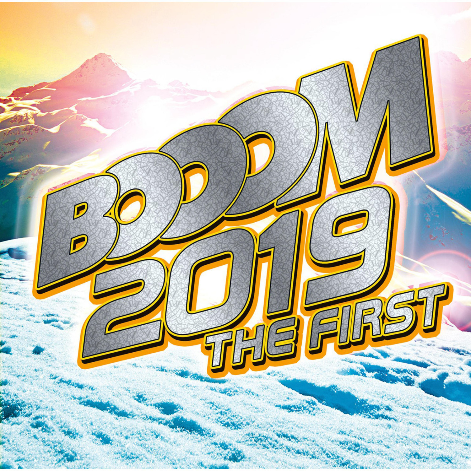 Booom 2019 The First (CD)