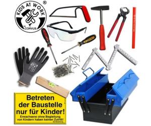 Corvus Werkzeugkiste mit Werkzeug Set