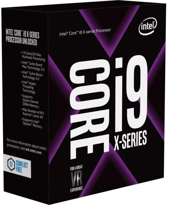 Intel Core i9-9960X Box (Socket 2066, 14nm, BX80673I99960X)