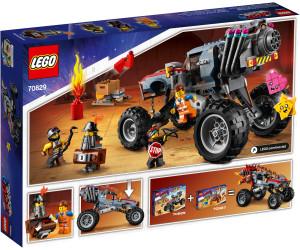 Buggy Et The D'emmet Lucy70829 2 Le Lego Movie D'évasion wlOiPuXkZT