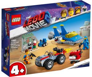LEGO The Lego Movie 2 - Emmets und Bennys Bau- und Reparaturwerkstatt! (70821)
