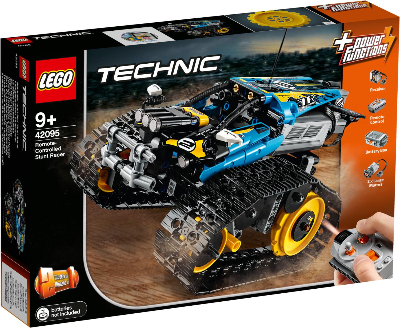 Lego Technic Ferngesteuerter Stunt Racer 42095 Ab 5219