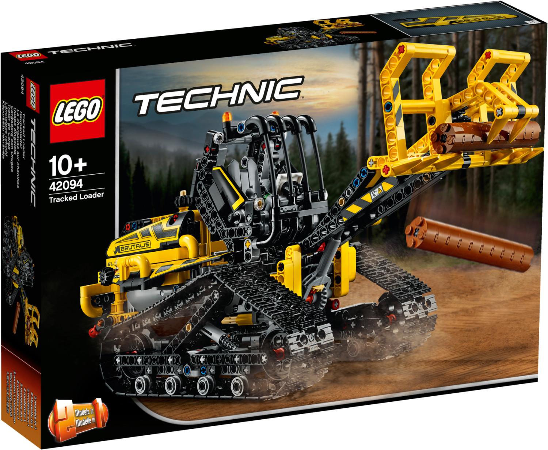 LEGO Technic - La chargeuse sur chenilles (42094)