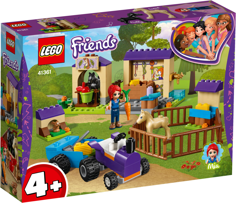 LEGO Friends - L'écurie de Mia (41361)
