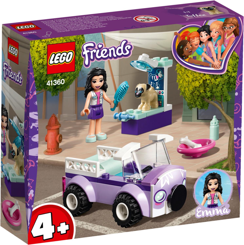 LEGO Friends - La clinique vétérinaire mobile d'Emma (41360)
