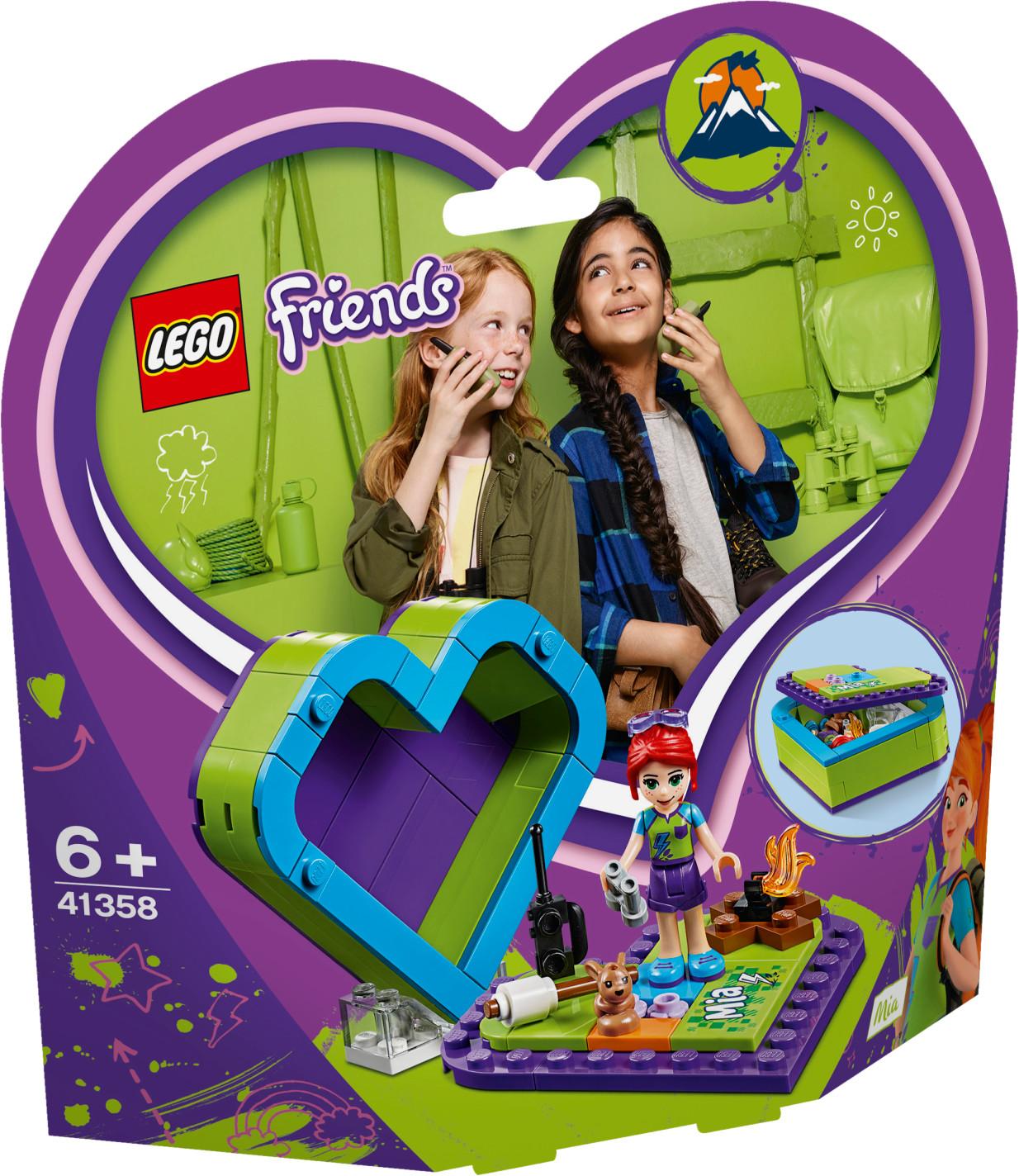 LEGO Friends - La boîte cœur de Mia (41358)