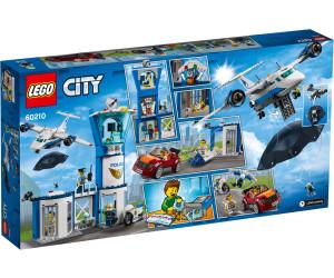 Lego City Polizei Fliegerstützpunkt 60210 Ab 5248