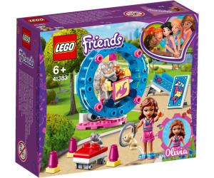 LEGO Olivias Hamster-Spielplatz Bausatz Mehrfarbig