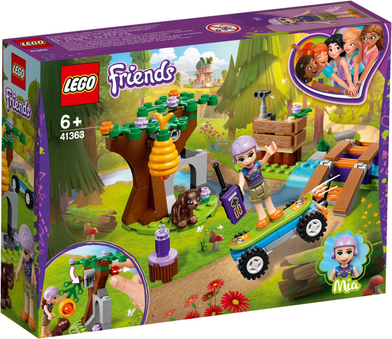 LEGO Friends - L'aventure dans la forêt de Mia (41363)