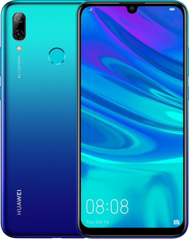 Huawei-P-Smart-2019-Single-Sim-Black-Aurora-Blue-Sapphire-Blue-NEU-Sonstige Indexbild 2