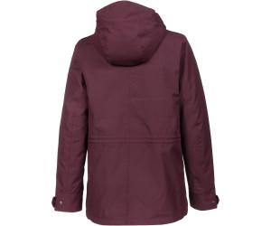 Winterjacke Mora Jacket Women burgundy, Jack Wolfskin, M
