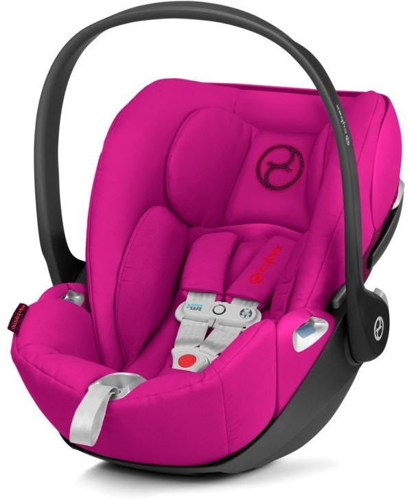Cybex Cloud Z i-Size Sensorsafe Passion Pink
