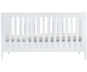 Umbauseiten für das Babybett Kinderbett Felix in Weiß