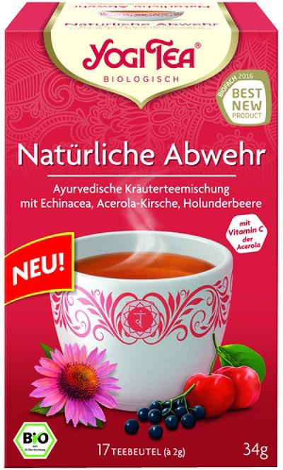 Yogi Tea Natürliche Abwehr (17 Stk.)