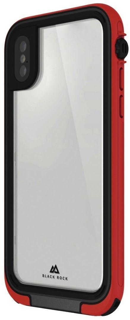 Image of Black Rock 360° Hero Case (iPhone X) Red