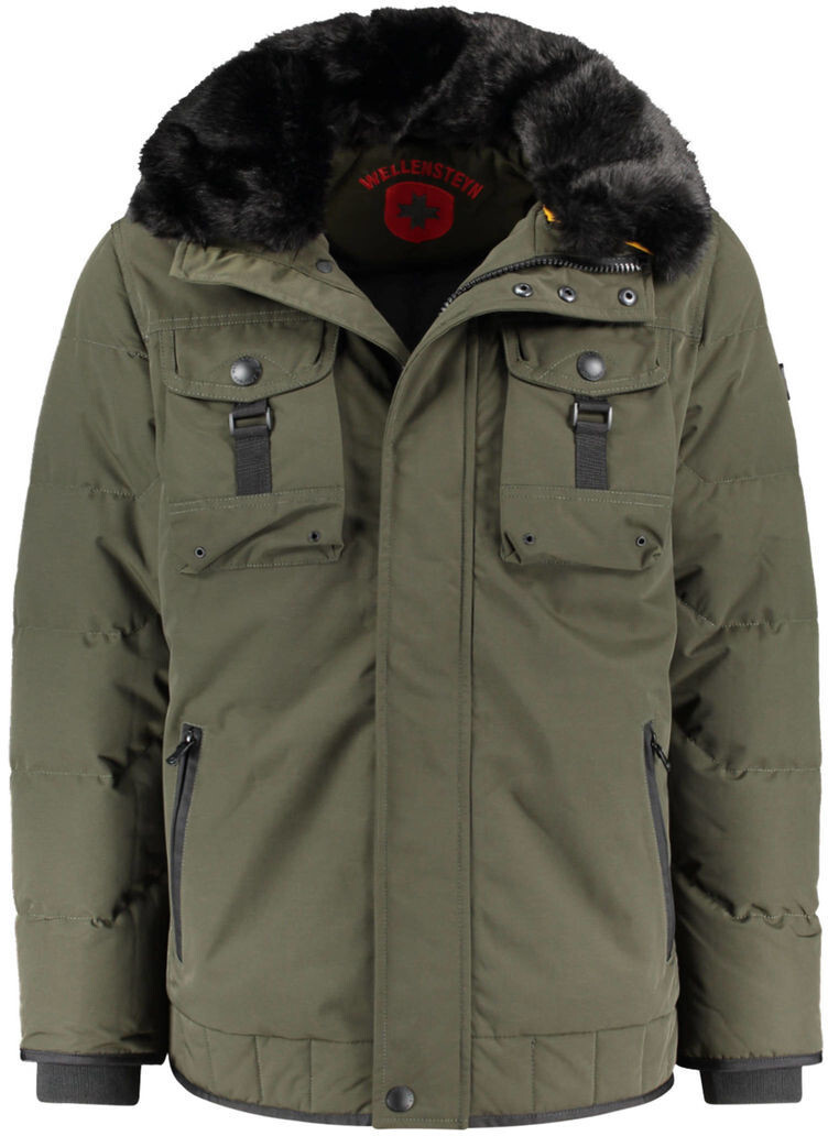 WELLENSTEYN Firewall Men 870 Funktionsjacke mit Kapuze in