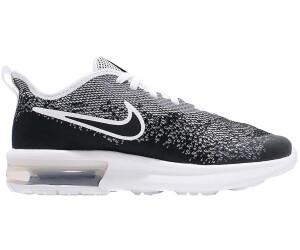 Details zu Nike Air Max Sequent 4 Shield Kinder Sneaker Freizeitschuhe AV4476 001 schwarz