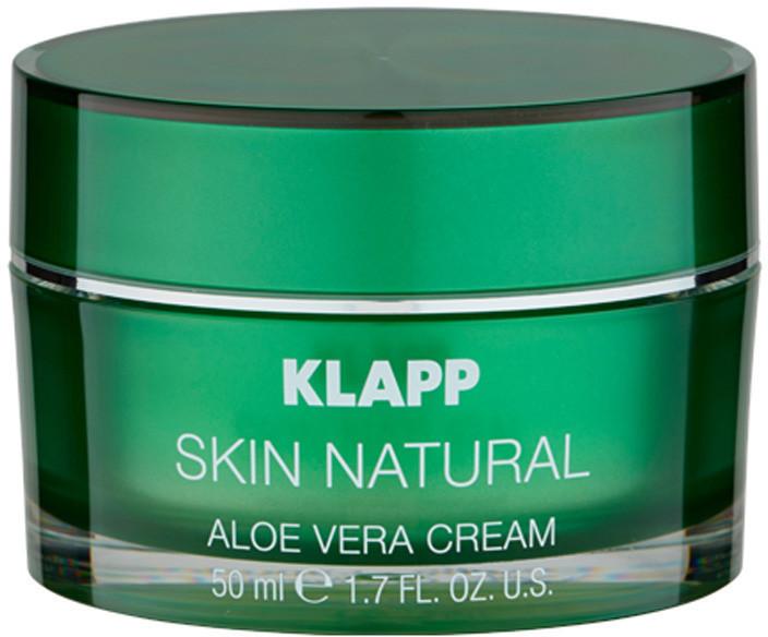 Klapp Skin Natural Aloe Vera Creme (50ml)
