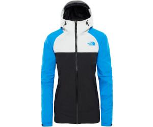 The North Face Women s Stratos Jacket tnf black tin grey bomber blue a €  80 fa67475fd3fd