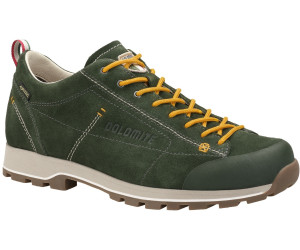 good texture lowest price elegant shoes Buy Dolomite Cinquantaquattro Low GTX ivy green from £98.26 ...