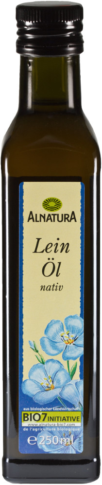 Alnatura Leinöl Nativ (250ml)