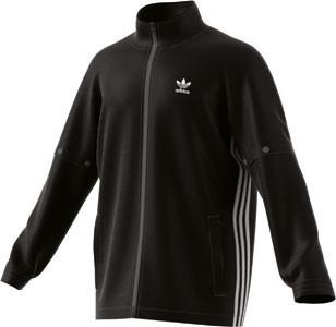 Adidas Track Jacket Adibreak Snap black