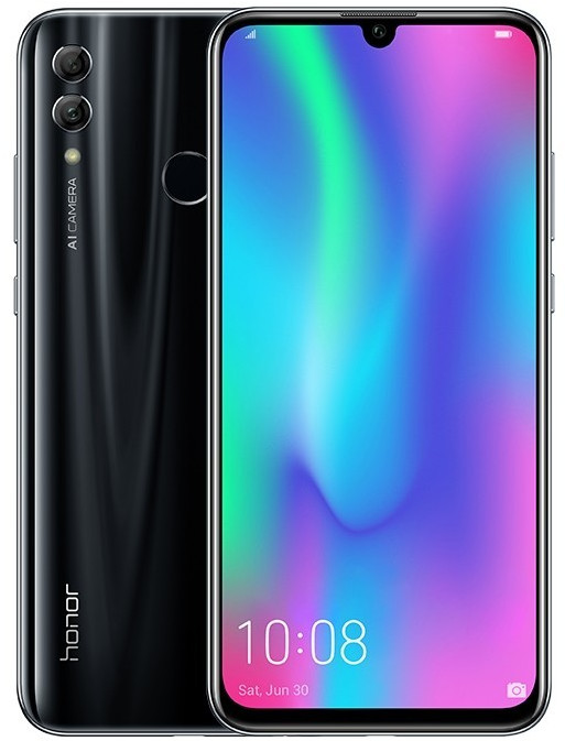 Image of Honor 10 Lite 64GB Midnight Black