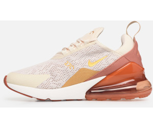 Nike Air Max 270 Women light cream/dusty peach/metallic gold ab 119 ...