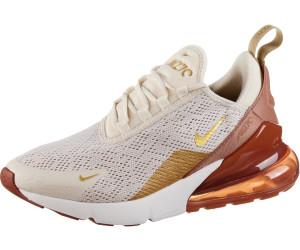 Nike Air Max 270 Women light creamdusty peachmetallic gold