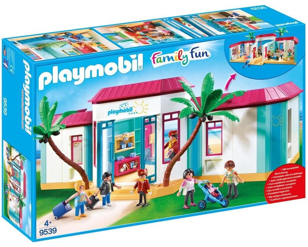 Playmobil Family Fun - Ferienhotel (9539)