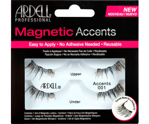 8b6f691c260 Buy Ardell Magnetic Lashes Double Accents 001 from £8.60 – Best ...