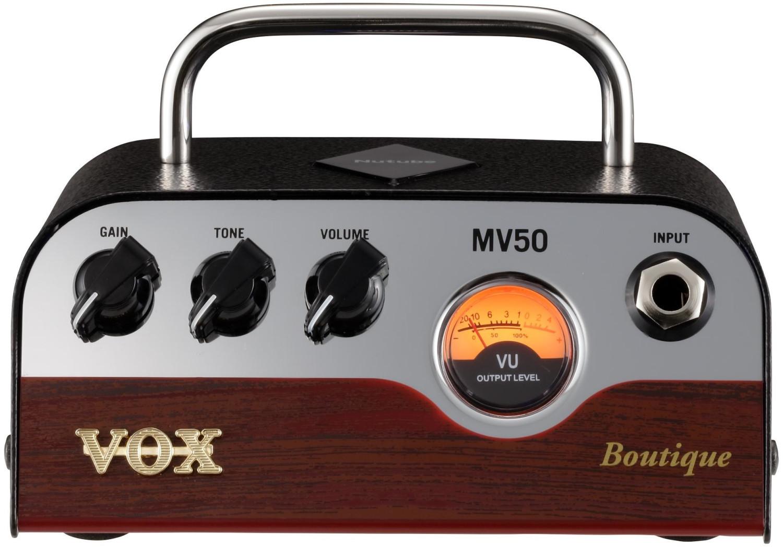 #Vox MV50 Boutique#