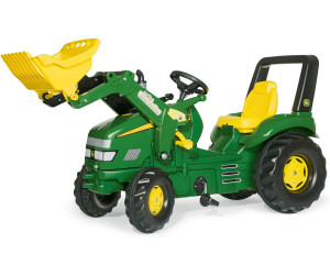 Rolly toys rollyx trac john deere mit lader ab