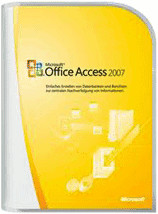Microsoft Access 2007 Upgrade (DE)