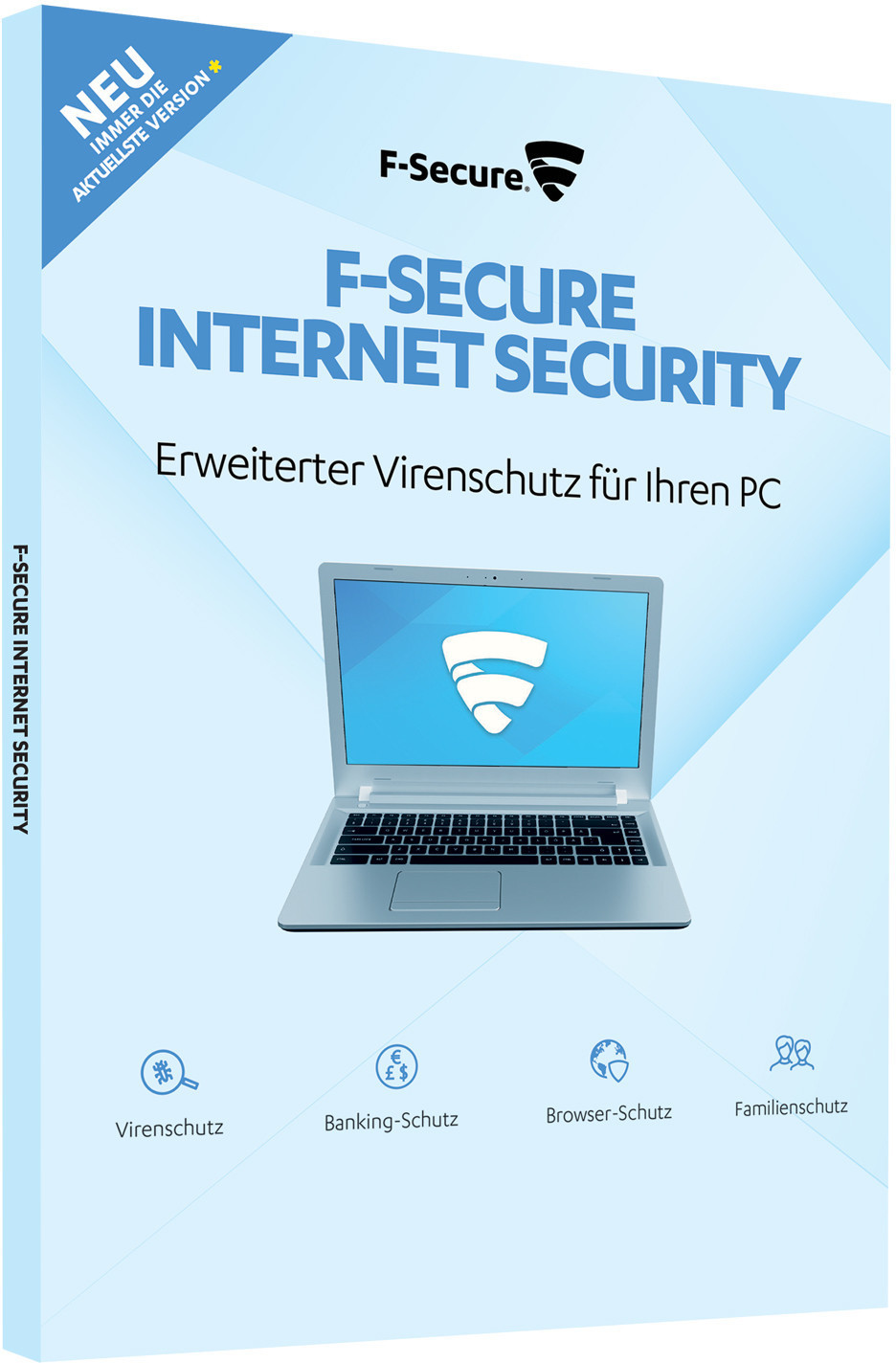 Image of F-Secure Internet Security 2019