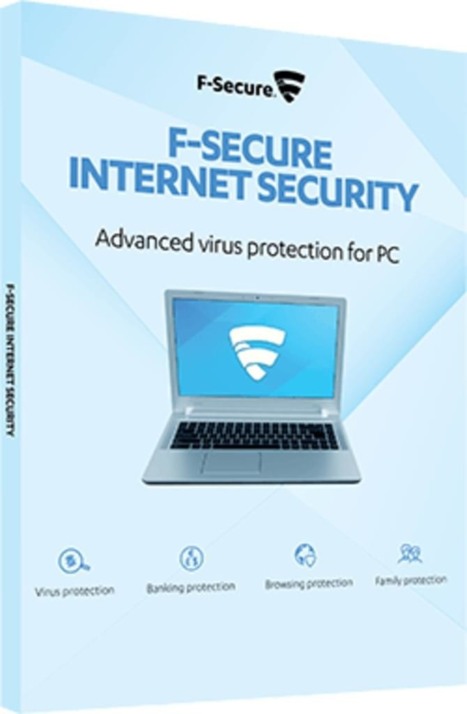 Image of F-Secure Internet Security 2019 (3 Devices) (1 Year)